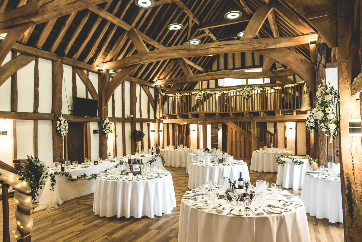 Tudor Barn Burnham Wedding 12