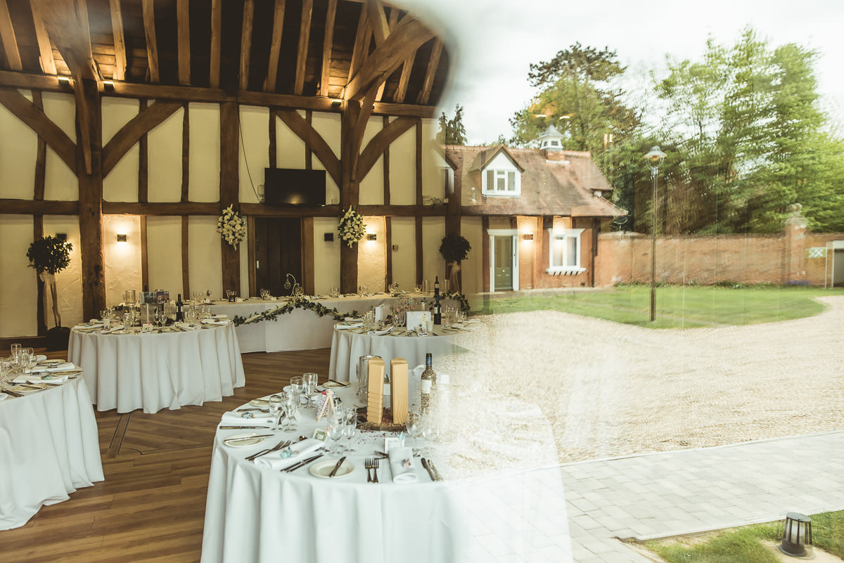 Tudor Barn Burnham Wedding 10