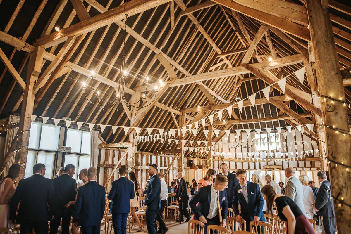 Wedding Photographer Hampshire-Clock Barn 17