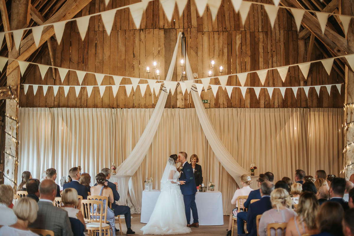 Wedding Photographer Hampshire-Clock Barn 27