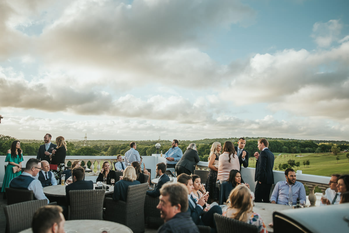 Wedding Photographer Hampshire- Skylark Club 86