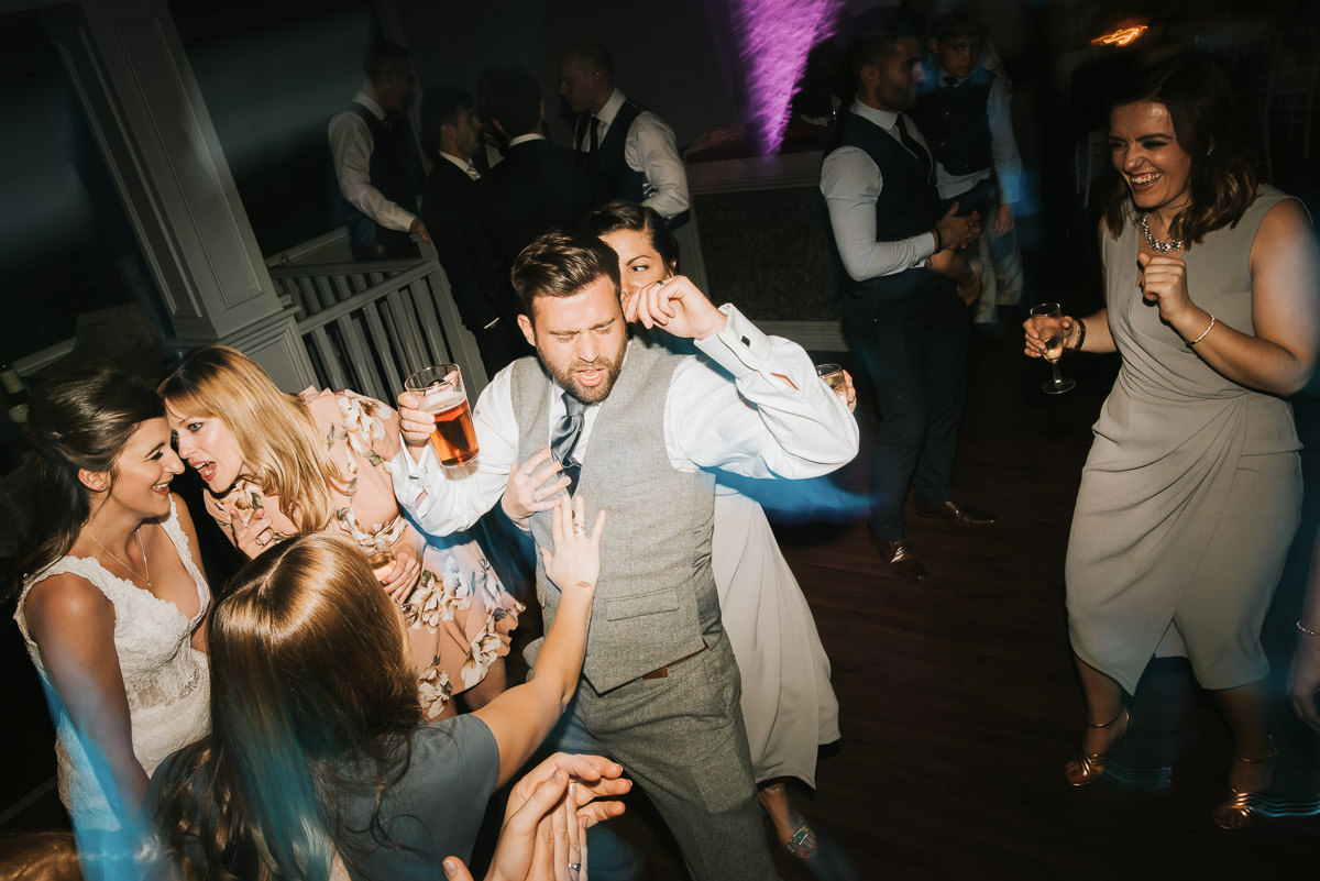 Wedding Photographer Hampshire- Skylark Club 108