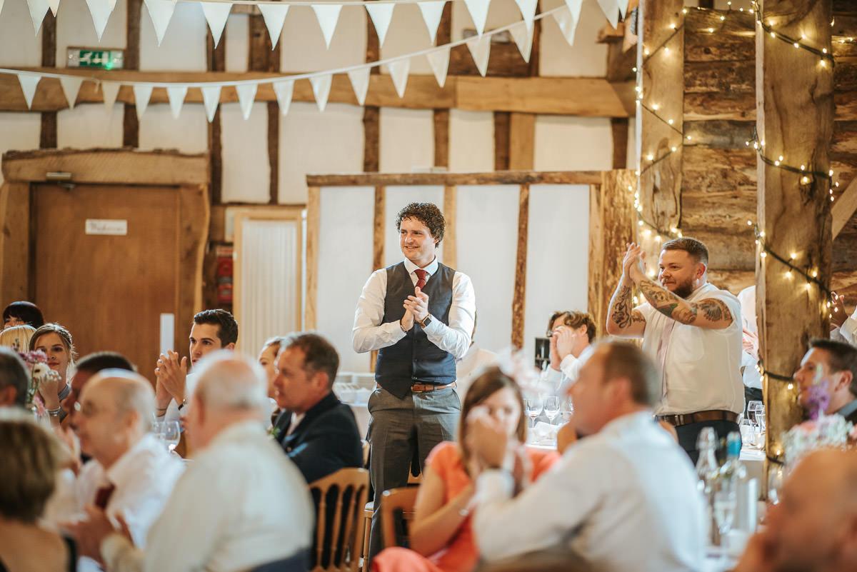 Wedding Photographer Hampshire-Clock Barn 77