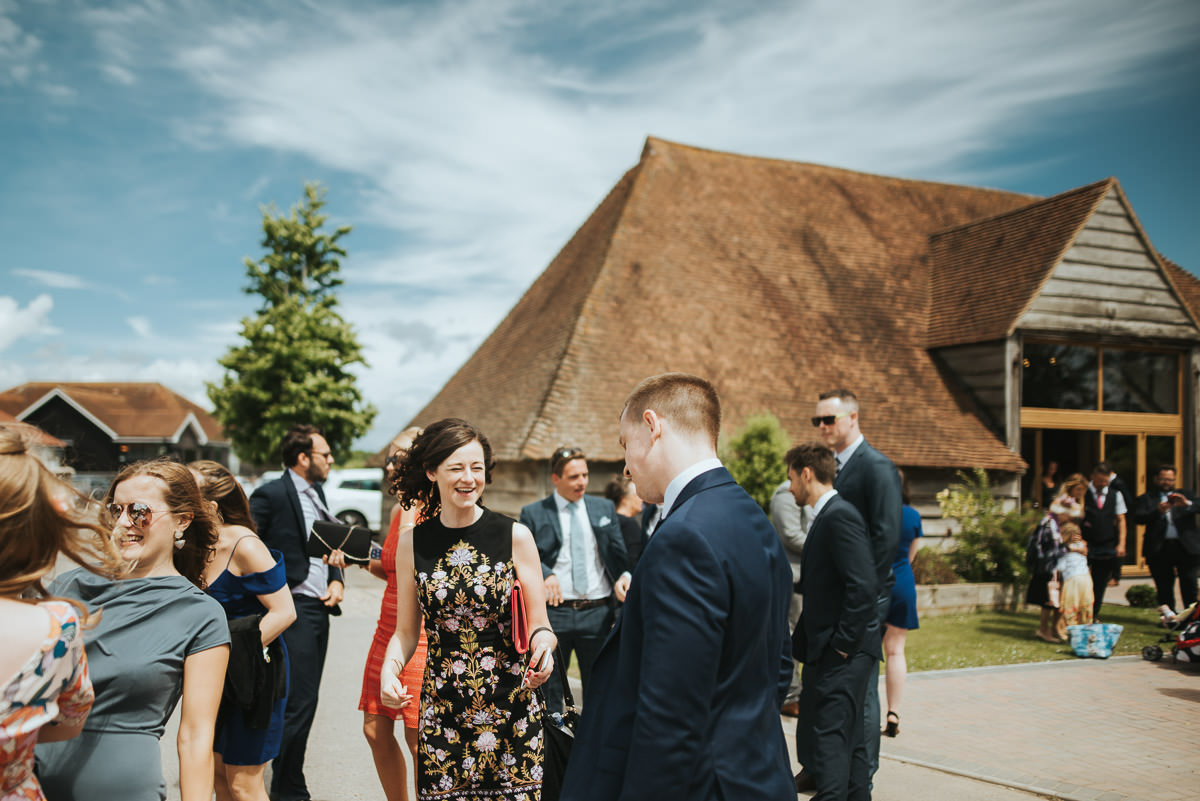 Wedding Photographer Hampshire- Skylark Club 23