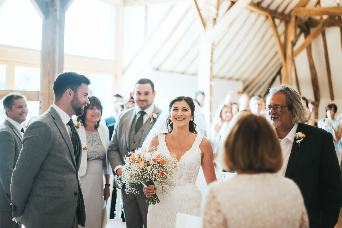 Wedding Photographer Hampshire- Skylark Club 34