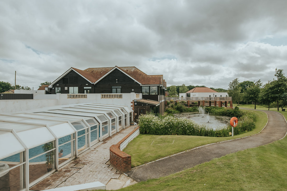 Wedding Photographer Hampshire- Skylark Club 60