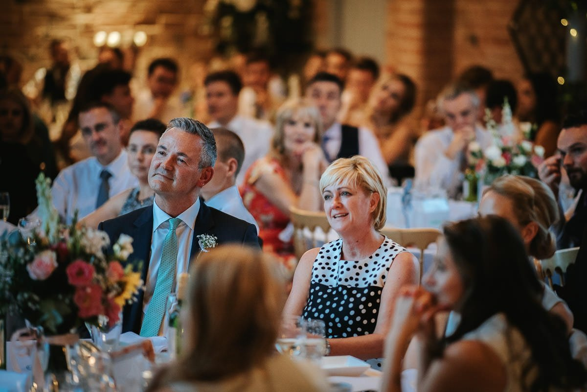Joanne and Tom at Swallows Nest Barn - Warwickshire Wedding Photographer 91