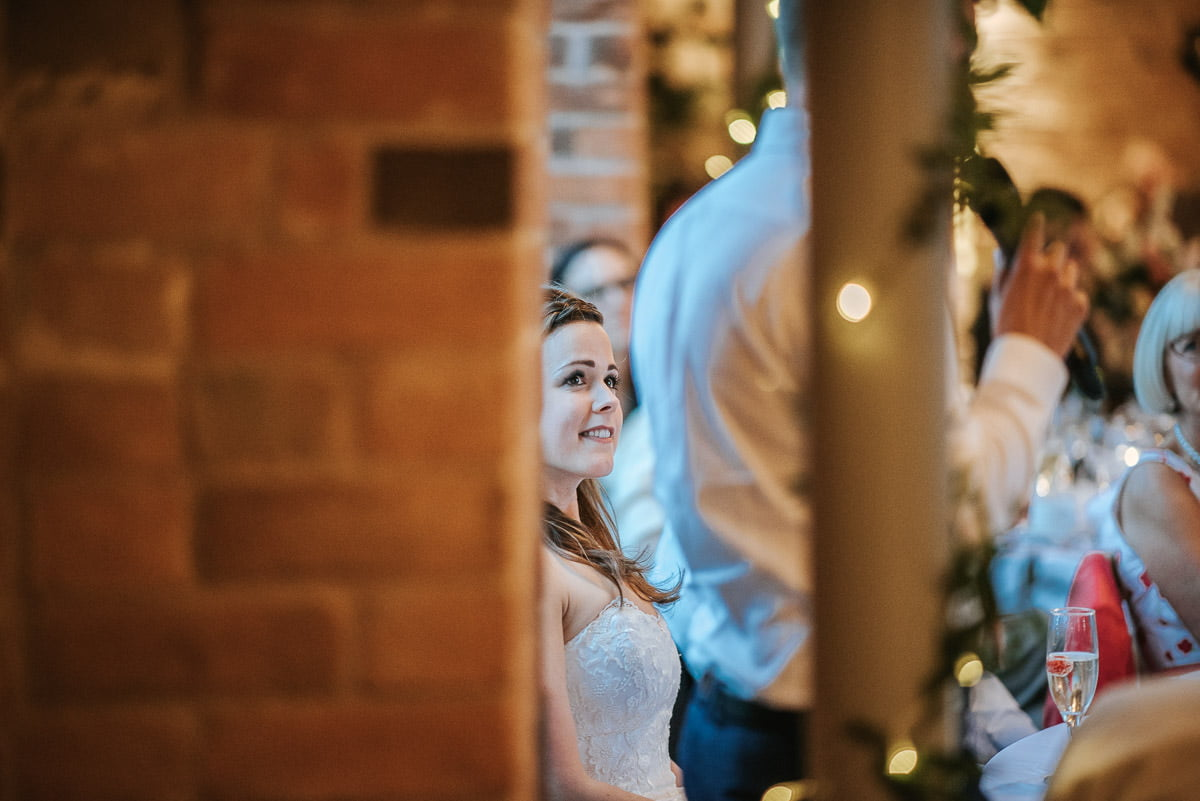 Joanne and Tom at Swallows Nest Barn - Warwickshire Wedding Photographer 93