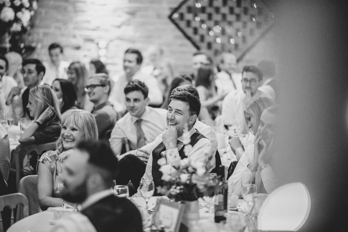 Joanne and Tom at Swallows Nest Barn - Warwickshire Wedding Photographer 95