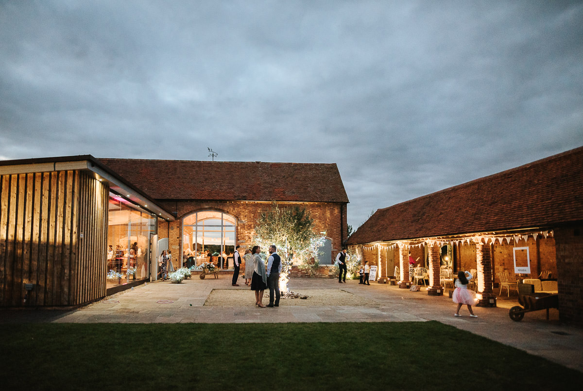Swallows Nest Barn - Wedding Photographer Warwickshire 97