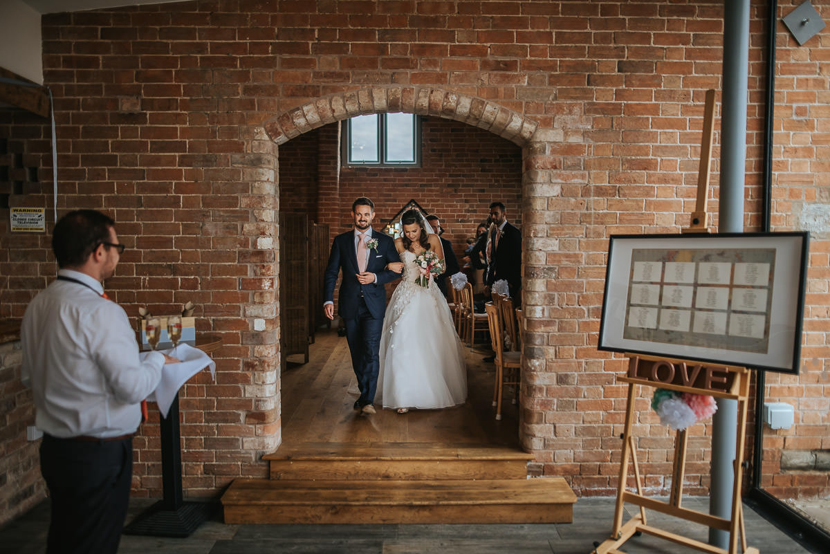 Swallows Nest Barn - Wedding Photographer Warwickshire 42