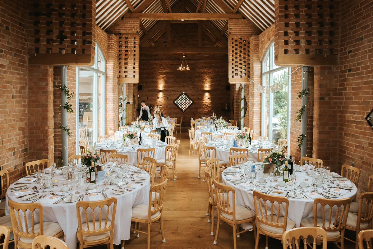 Swallows Nest Barn - Wedding Photographer Warwickshire 64