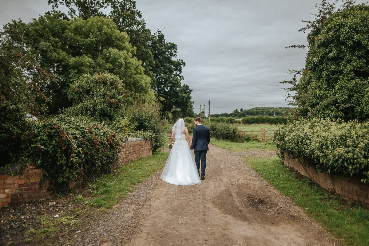 Joanne and Tom at Swallows Nest Barn - Warwickshire Wedding Photographer 67