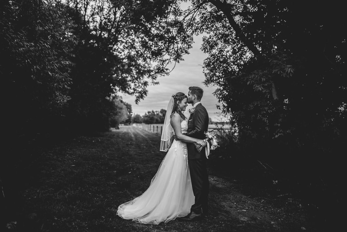 Joanne and Tom at Swallows Nest Barn - Warwickshire Wedding Photographer 68