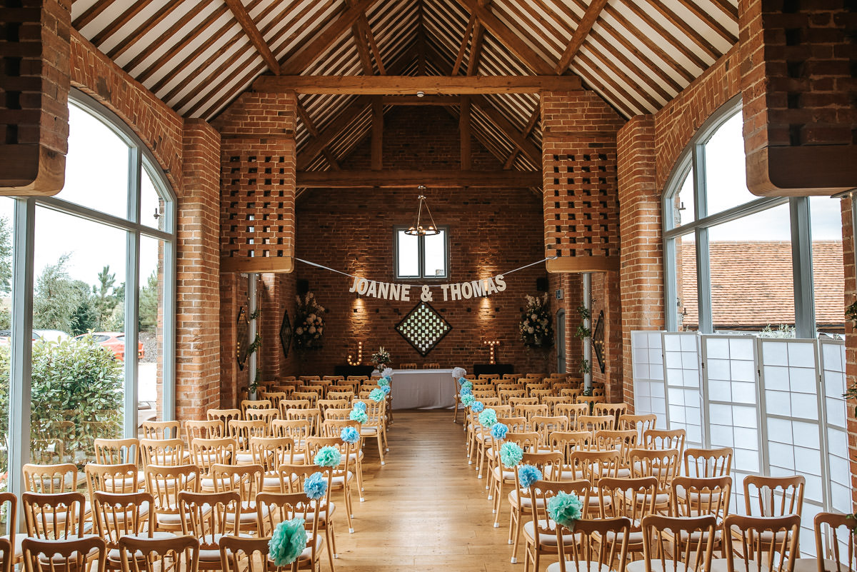 Swallows Nest Barn - Wedding Photographer Warwickshire 9
