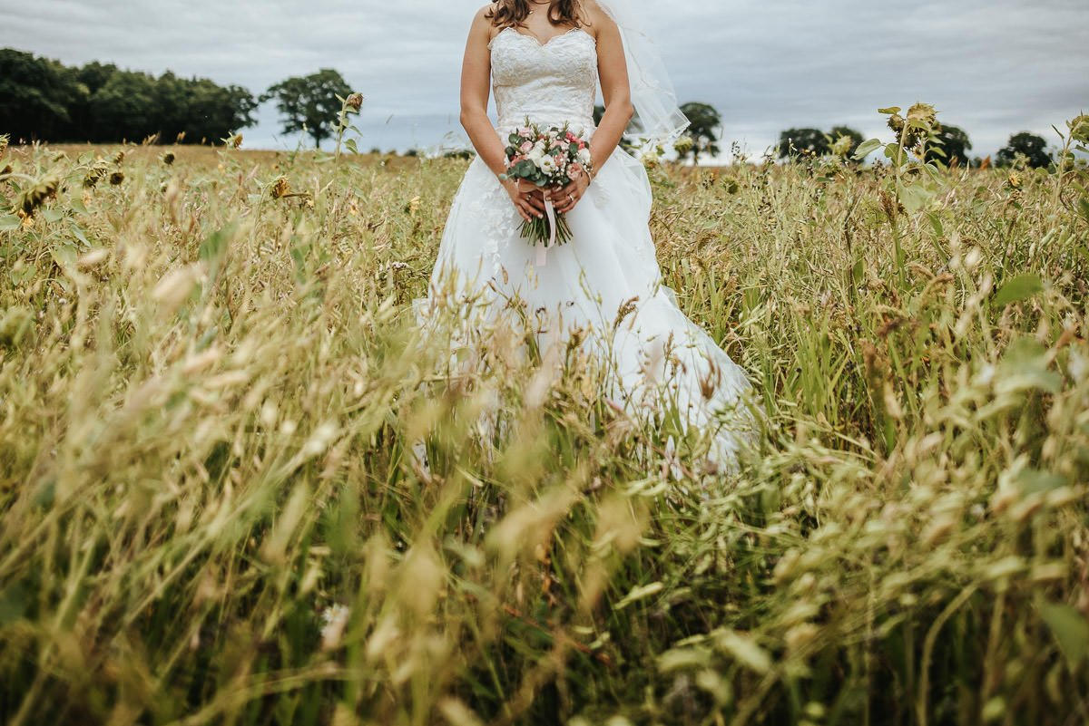 Joanne and Tom at Swallows Nest Barn - Warwickshire Wedding Photographer 74