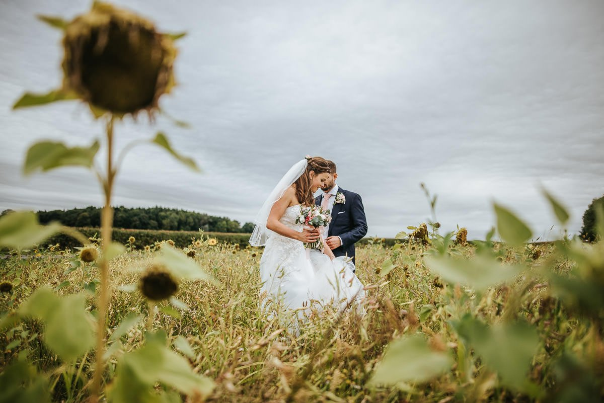 Joanne and Tom at Swallows Nest Barn - Warwickshire Wedding Photographer 73