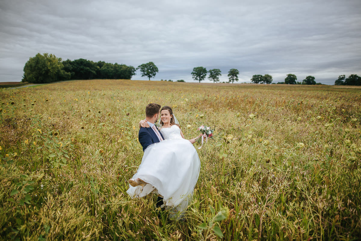 Swallows Nest Barn - Wedding Photographer Warwickshire 75