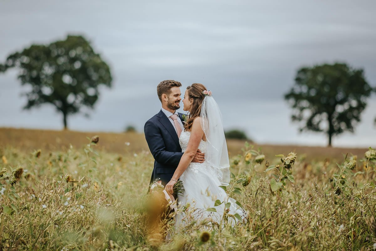Joanne and Tom at Swallows Nest Barn - Warwickshire Wedding Photographer 76