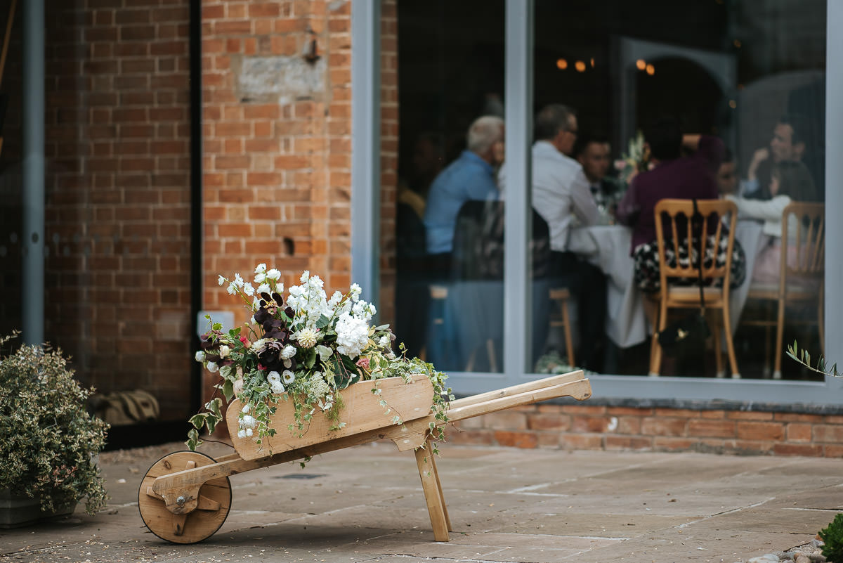 Swallows Nest Barn - Wedding Photographer Warwickshire 77