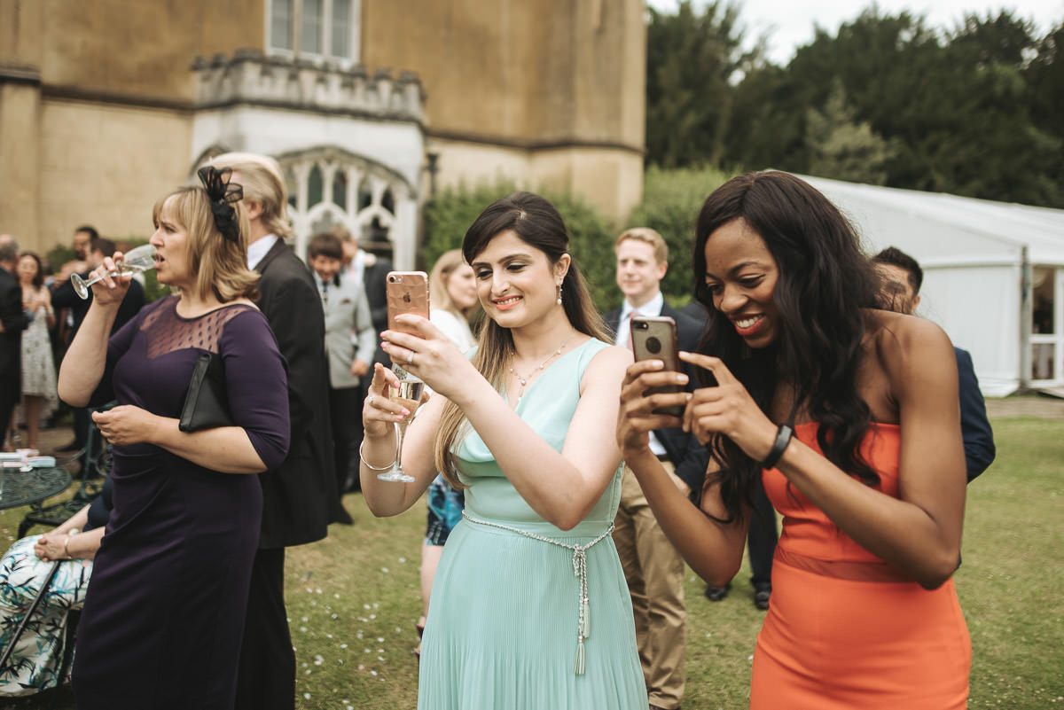 missenden abbey guests