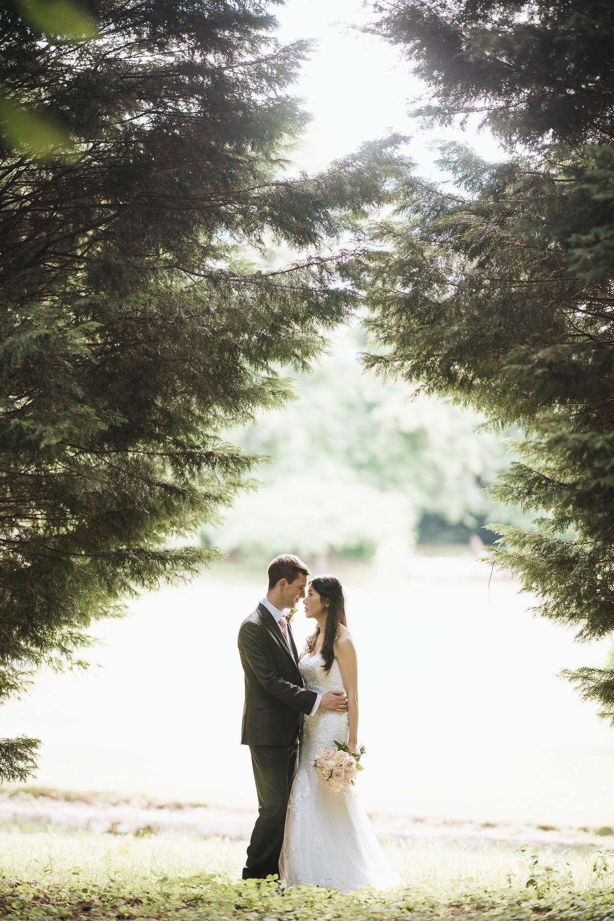missenden abbey wedding photo