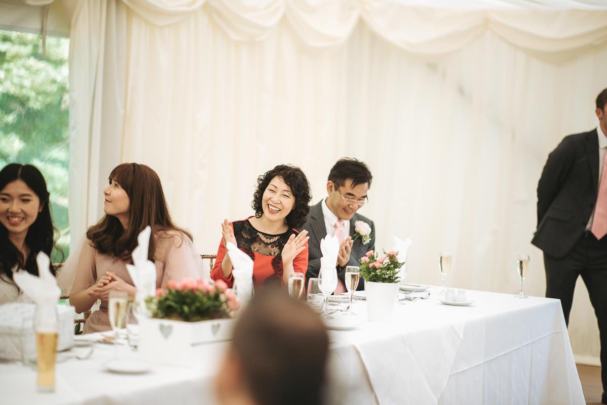 missenden abbey wedding speech