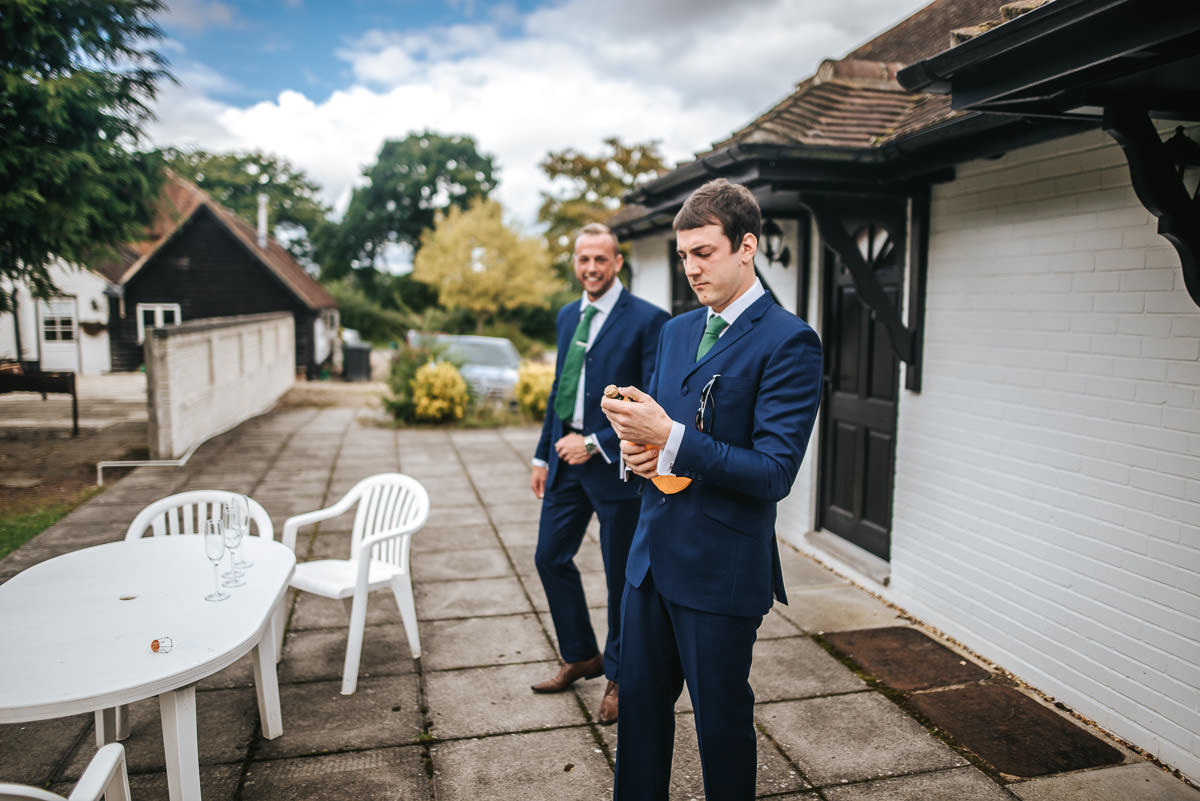 Pitt Hall Barn Wedding Photography Hampshire 14