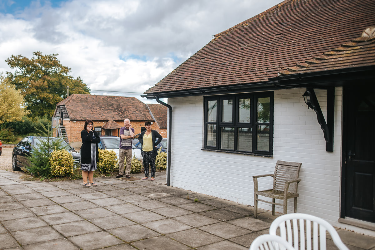 Pitt Hall Barn Wedding Photography Hampshire 16