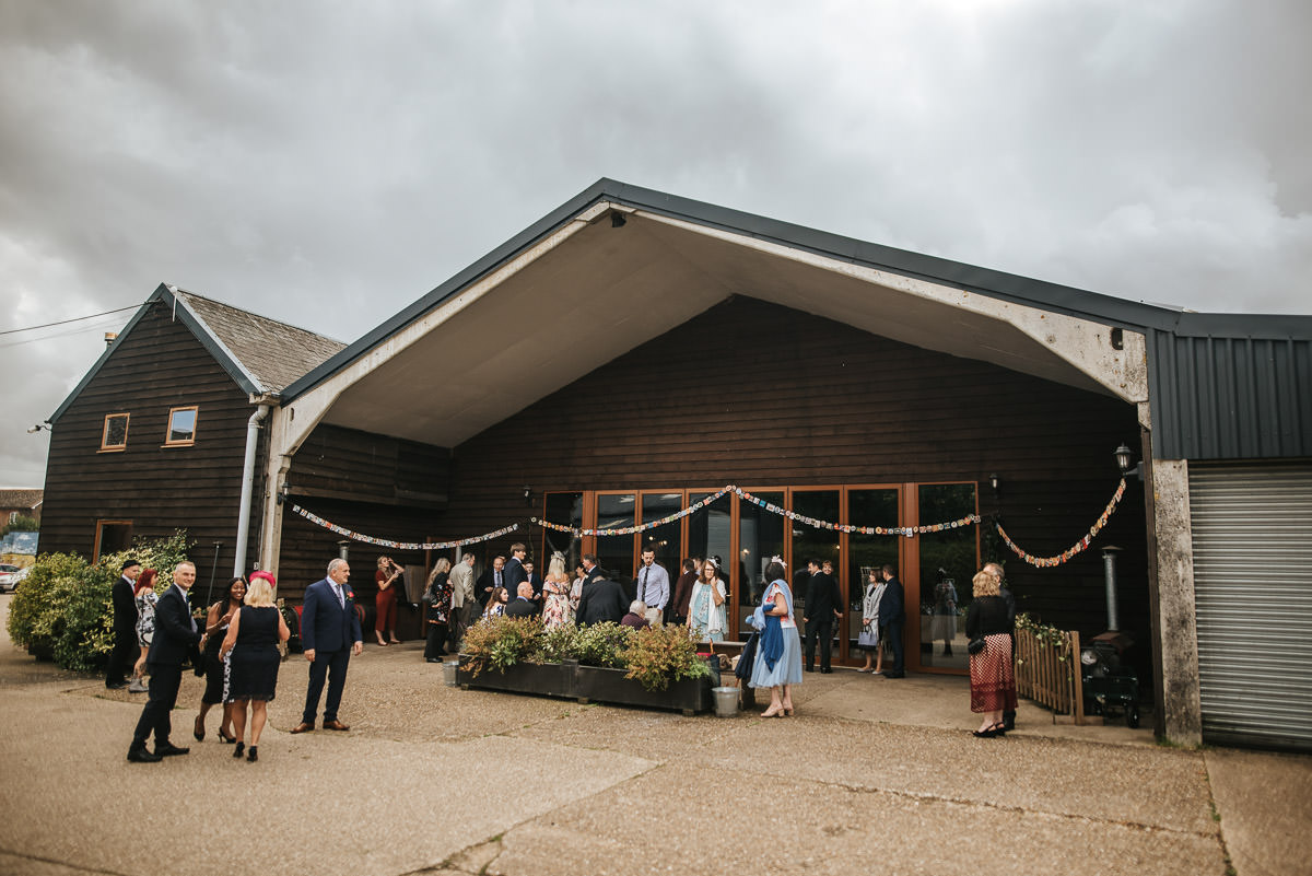 Pitt Hall Barn Wedding Photography Hampshire 28