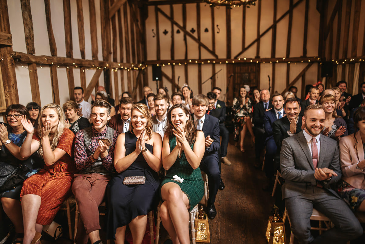 Pitt Hall Barn Wedding Photography Hampshire 47