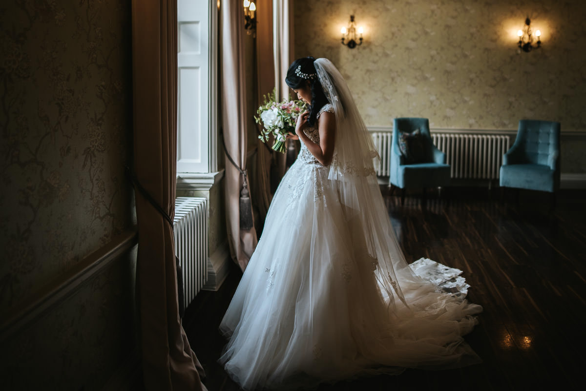 morden hall wedding interiors