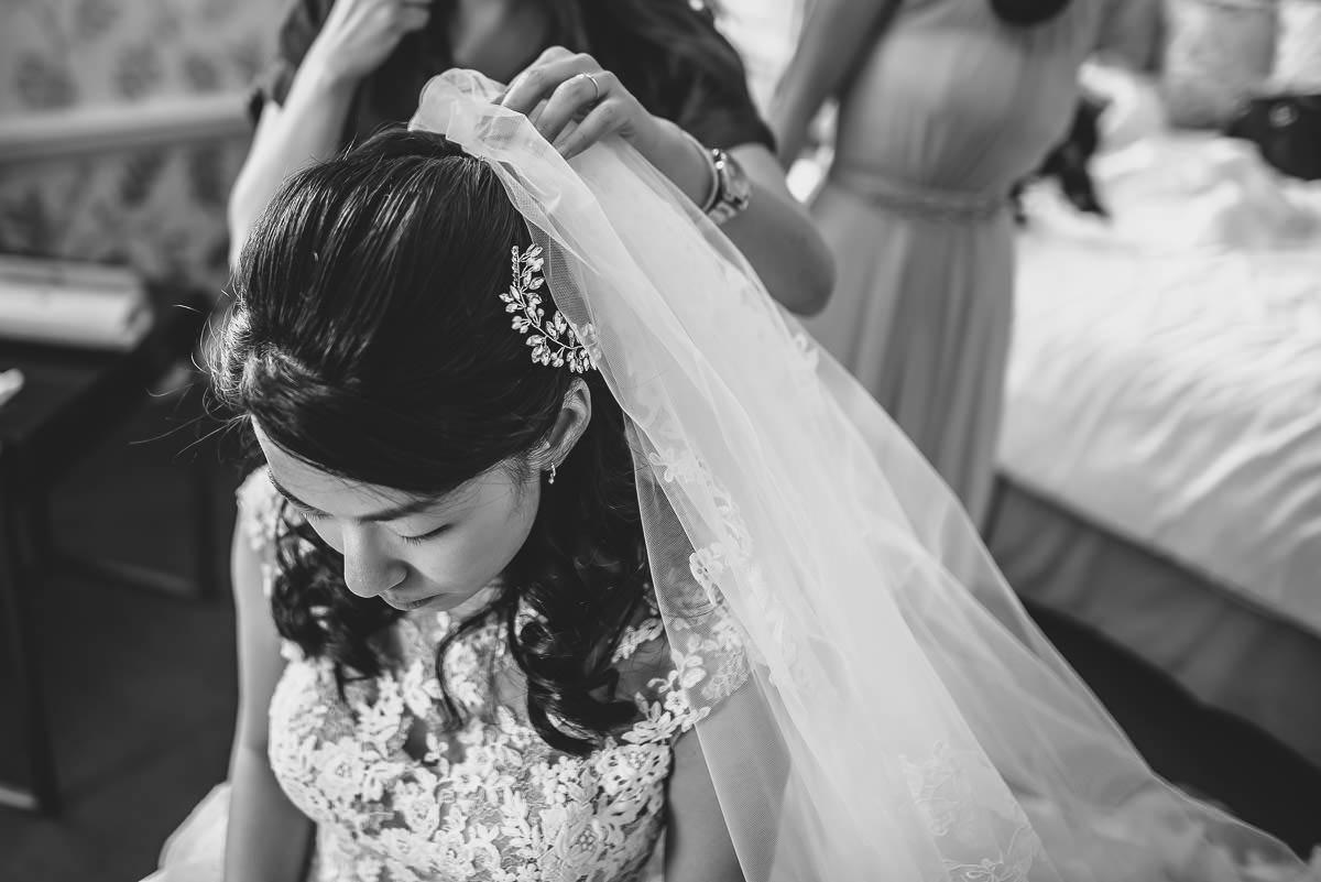 south london bride