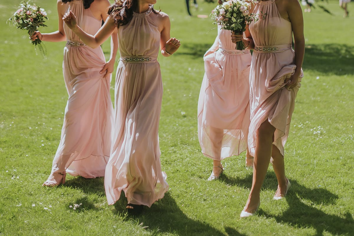 bridesmaids wedding dresses ideas