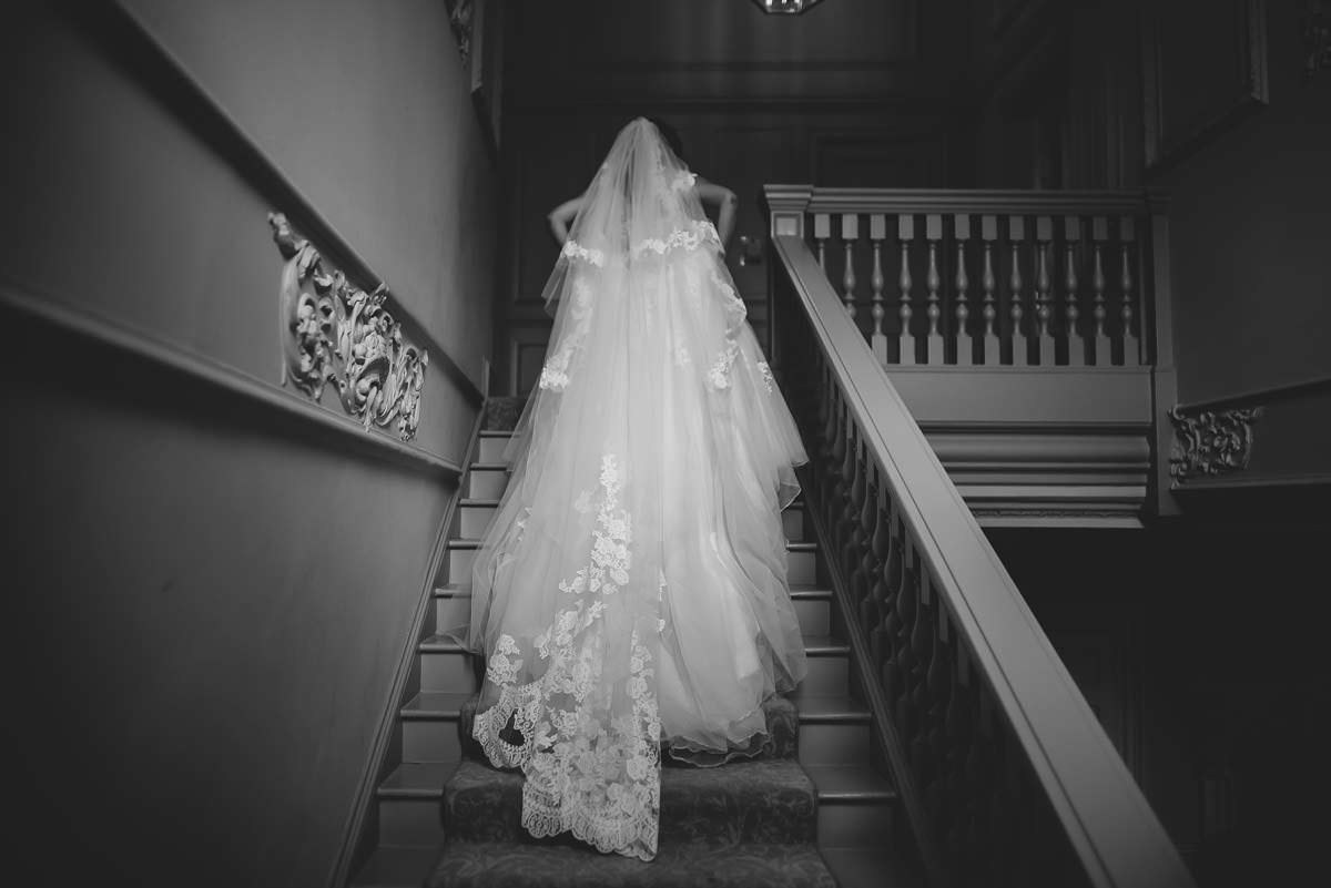 morden hall wedding bride