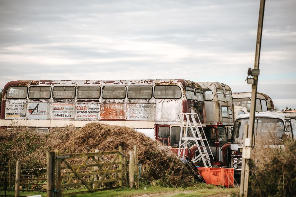 Old Kent Barn Wedding Photography 1