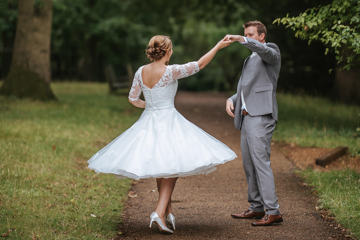pembroke lodge wedding dance