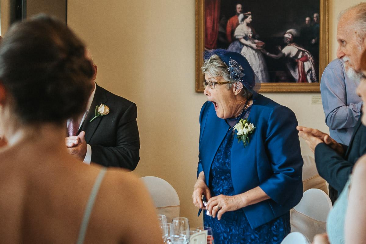 pembroke lodge wedding guest