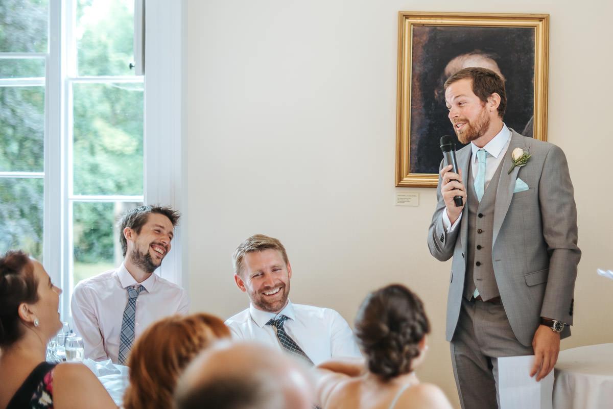 pembroke lodge wedding best man speech