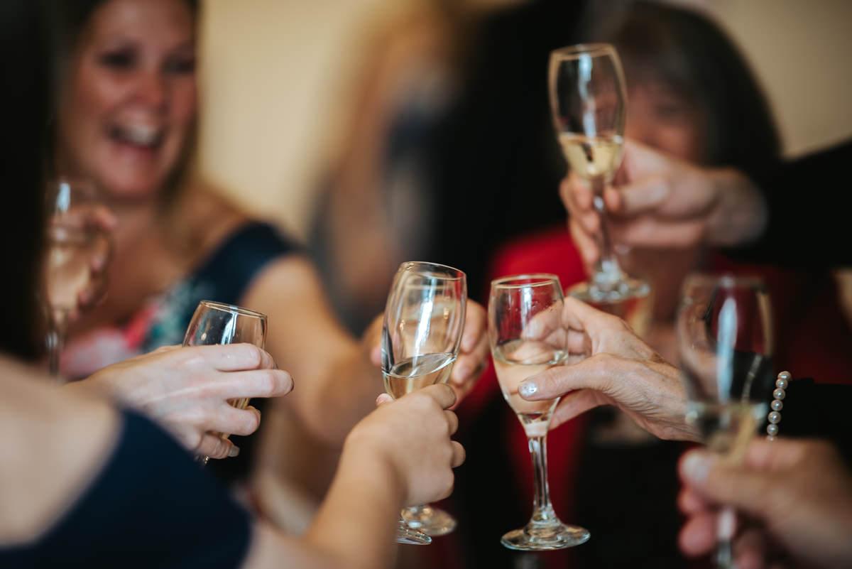 pembroke lodge wedding cheers