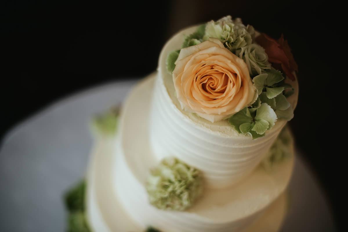 pembroke lodge wedding cake