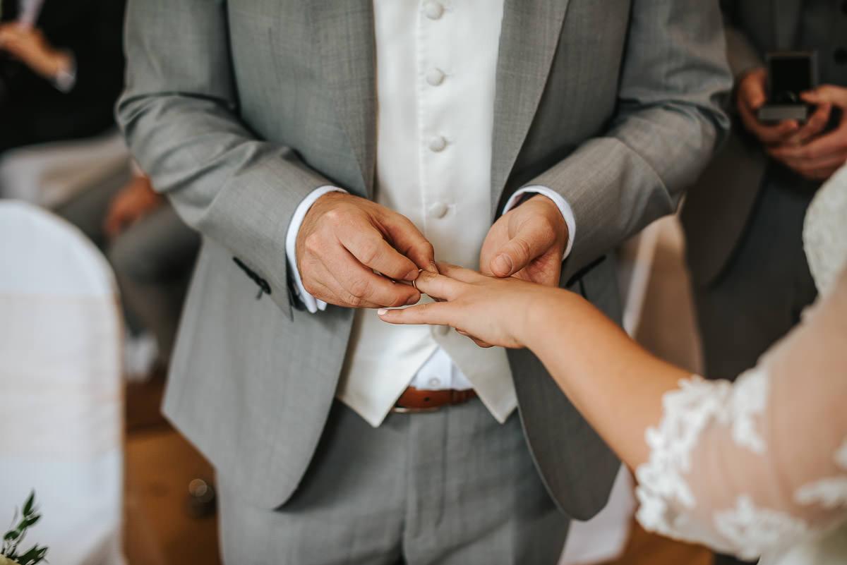 pembroke lodge wedding ring on