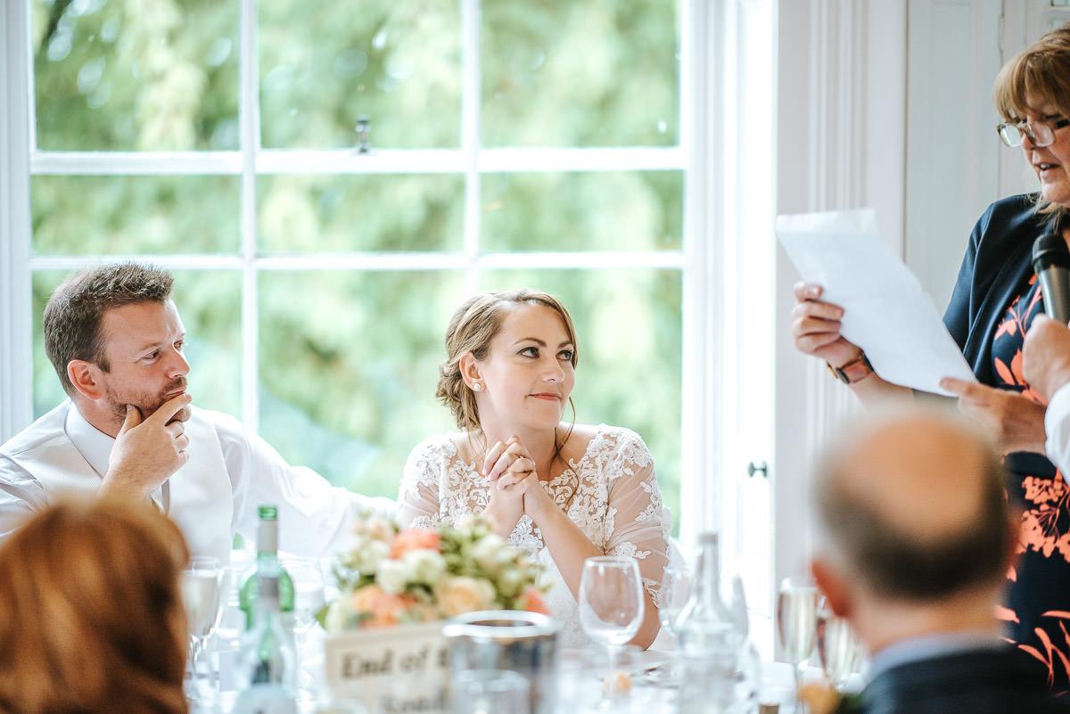 pembroke lodge wedding speech