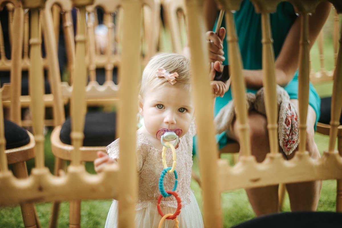 tipi wedding berkshire baby