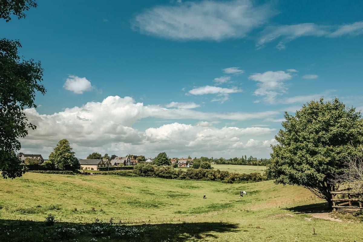 mount ephraim gardens view
