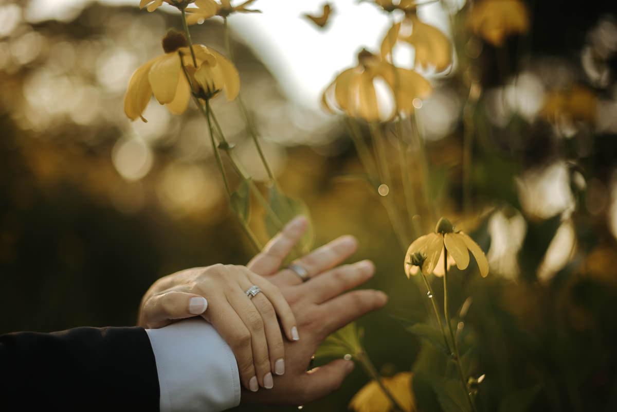 mount ephraim gardens wedding rings
