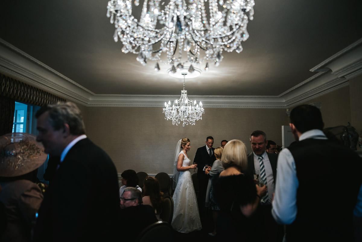 norton park wedding drinks reception
