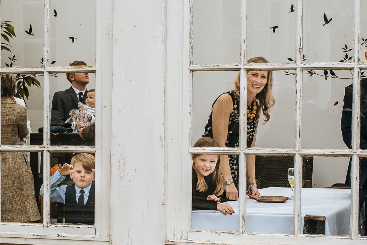 winchester wedding kids