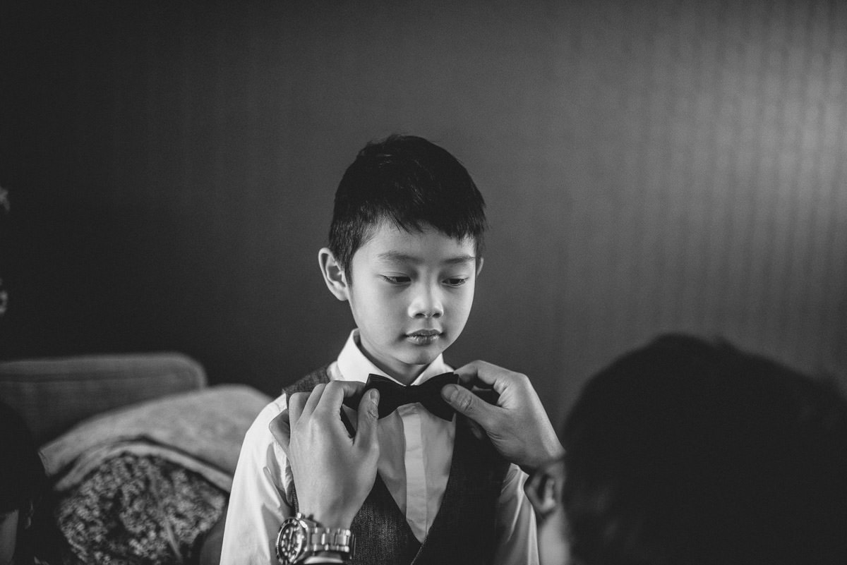 chinese wedding photography london page boy