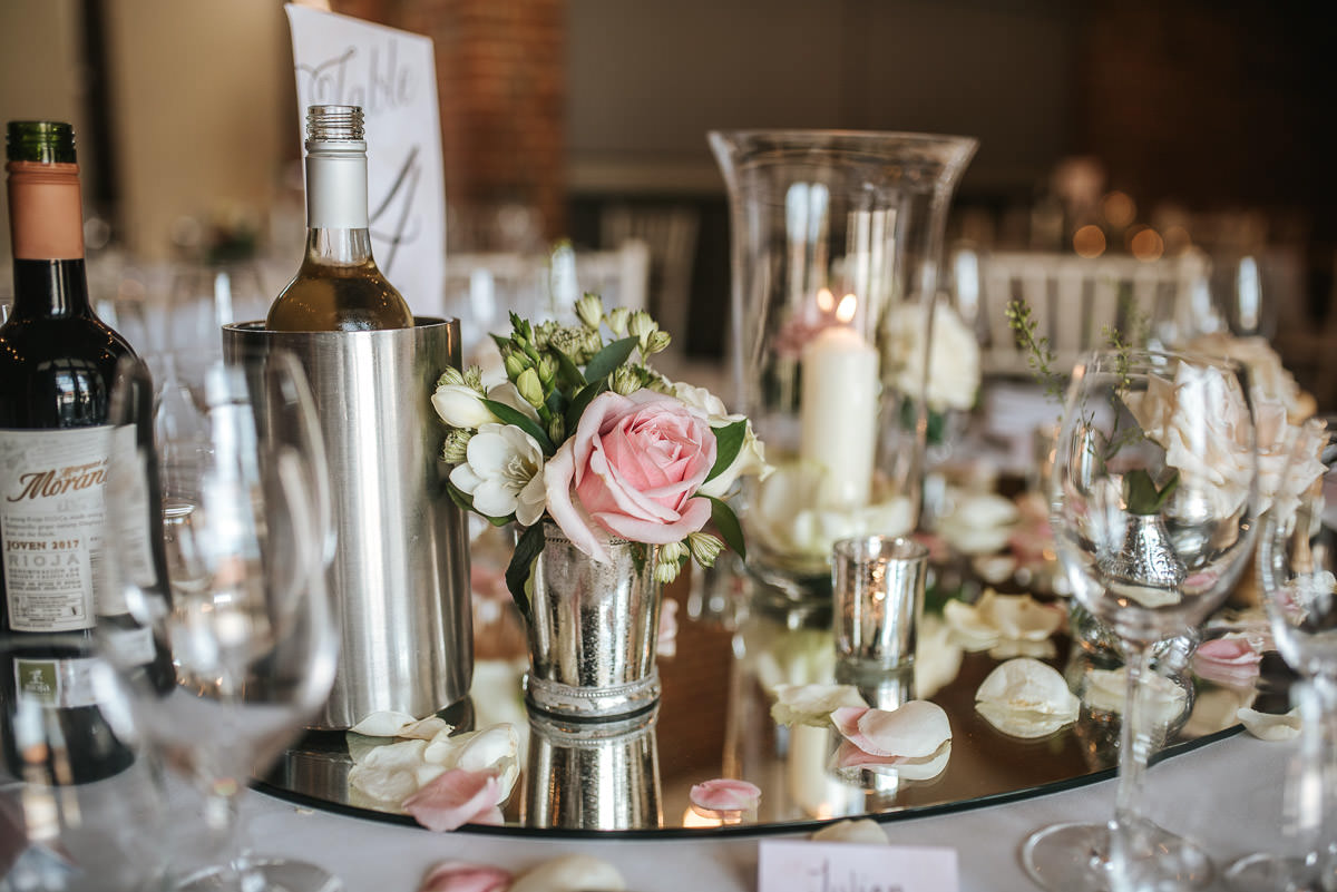 wasing park wedding decor